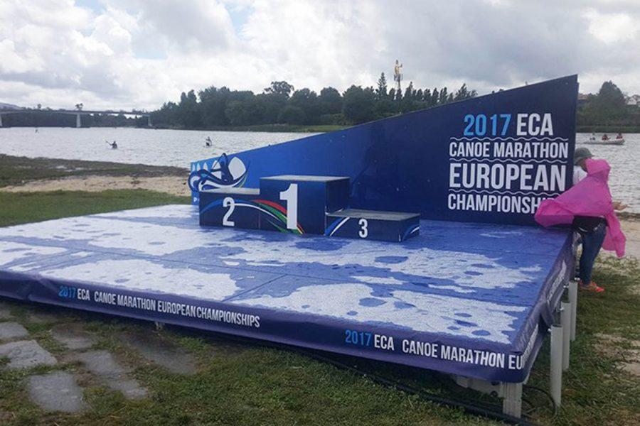 Campeonato de Maratonas de Canoagem 2017