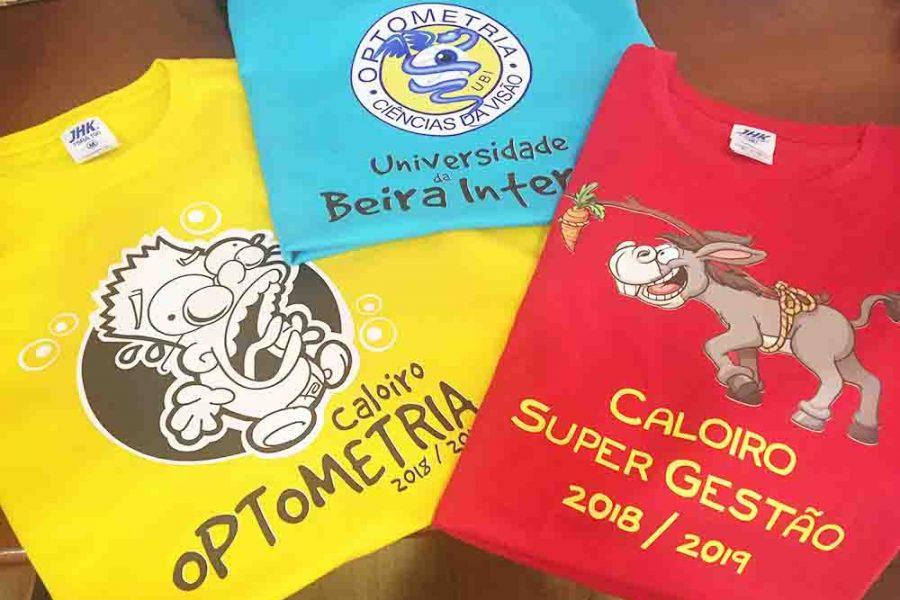 T-shirt's Personalizadas UBI