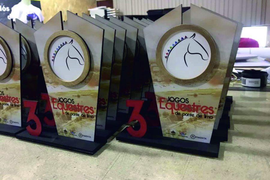 Troféu MDF Jogos Equestres Ponte de Lima